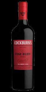 Cockburn's Port - Fine Ruby